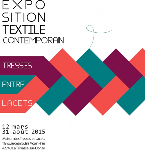 expo, art, textile, tressage