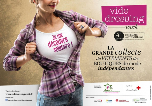 vide, dressing, solidaire, croix, rouge