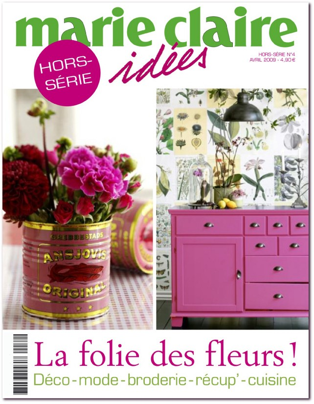 le nouveau hors s rie de marie claire id es le blog de la r daction de marie claire idees. Black Bedroom Furniture Sets. Home Design Ideas